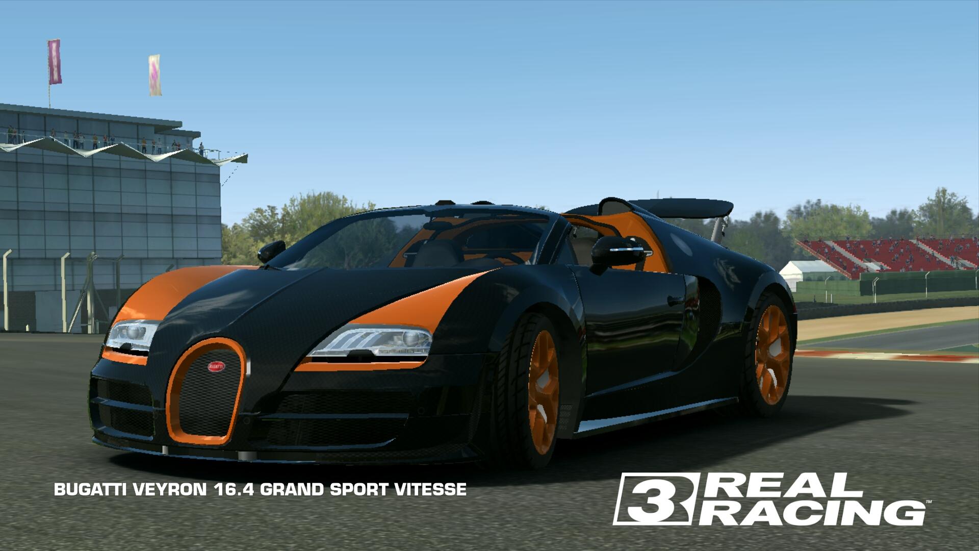Bugatti Veyron 16 4 Grand Sport Vitesse Real Racing 3 Wiki Fandom