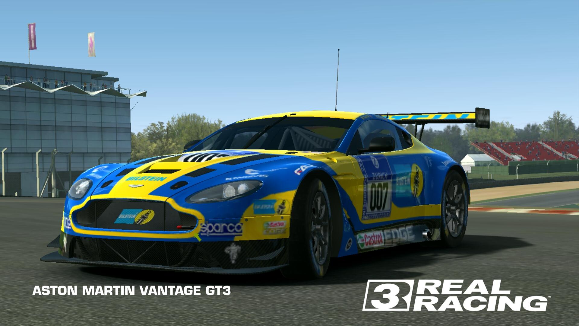 Aston Martin Vantage Gt3 Real Racing 3 Wiki Fandom