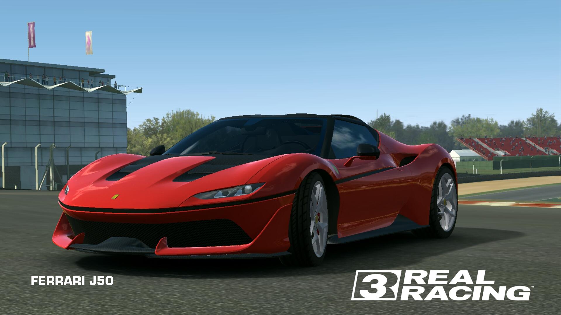 Ferrari J50 Real Racing 3 Wiki Fandom