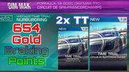 Braking Points DIM MAK SPA TT and WTT Pagani Nürburgring