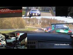 Race-media.tv Onboard classix- BMW Z4 M-Coupé VLN 3.Lauf 2010 Nordschleife
