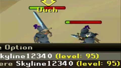 Runescape - Duel Arena video part 2