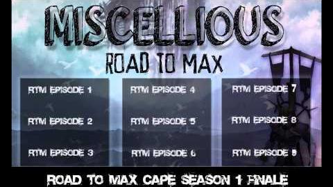 Road to max cape season 1 menu
