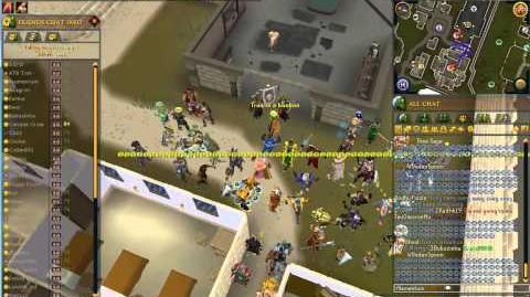 Cazz getting 99 Mining