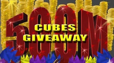 500m Christmas Giveaway - Runescape