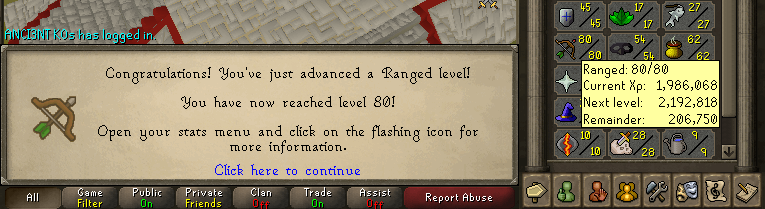 Achieving 80 Ranged.png