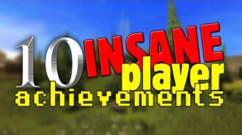 Runescape - 10 INSANE player achievements!
