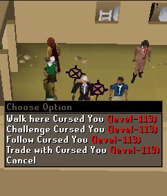 Cursed You
