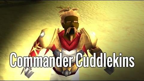 RuneScape Machinima - Commander Cuddlekins