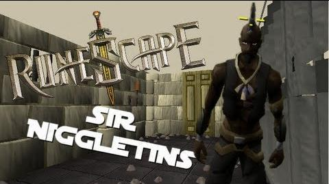 RuneScape Machinima Sir Niggletins