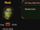 Forum Moderator