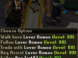 Lover Romeo