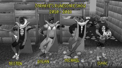 Zarakye's Runescape Show Group Photo.jpg