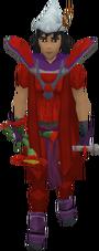 Full body image of Magic Twee