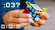 Why It's Almost Impossible to Solve a Rubik's Cube in Under 3 Seconds WIRED