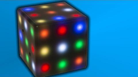 Rubik's Futuro Cube 2