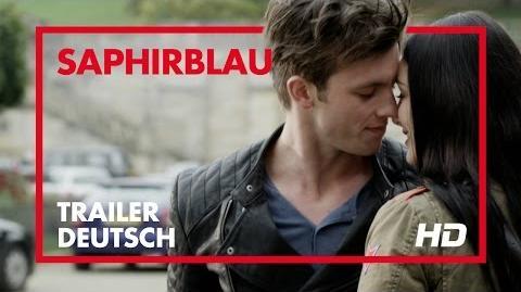 Sapphire Blue - Official Trailer (German) - Concorde Movie Lounge