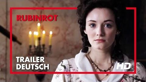 Ruby Red - Official Trailer (German) - Concorde Movie Lounge