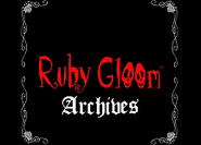 Ruby Gloom Archives