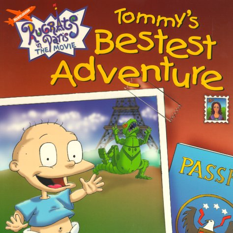 Reptar (character)/Gallery/Tommy's Bestest Adventure
