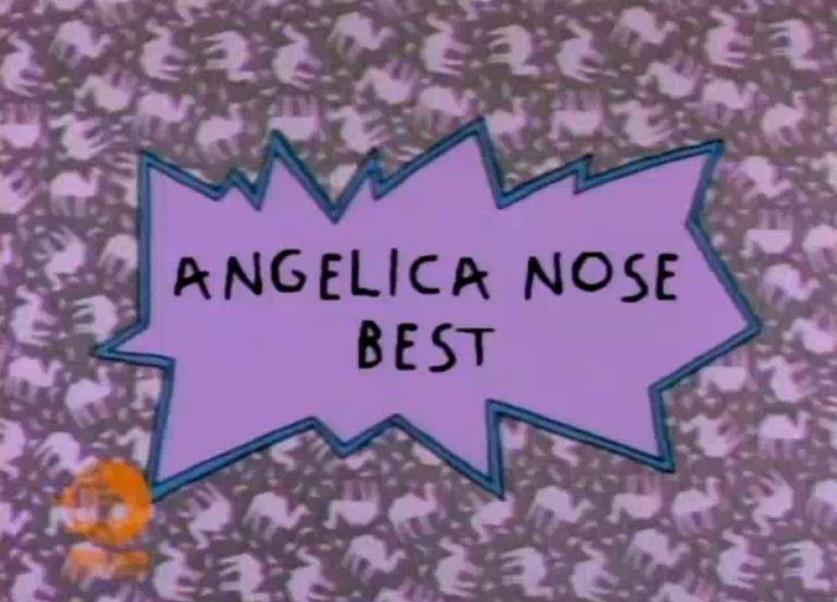 Angelica Nose Best