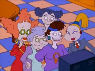 Rugrats - The Turkey Who Came to Dinner 479