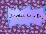 Jonathan for a Day