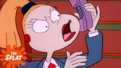 Charlotte Pickles and Jonathan Phone Call Compilation Rugrats The Splat