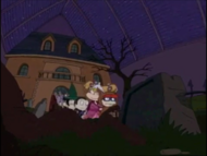 Curse of the Werewuff - Rugrats 643