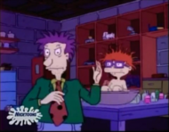 Rugrats - Chuckie Gets Skunked 99