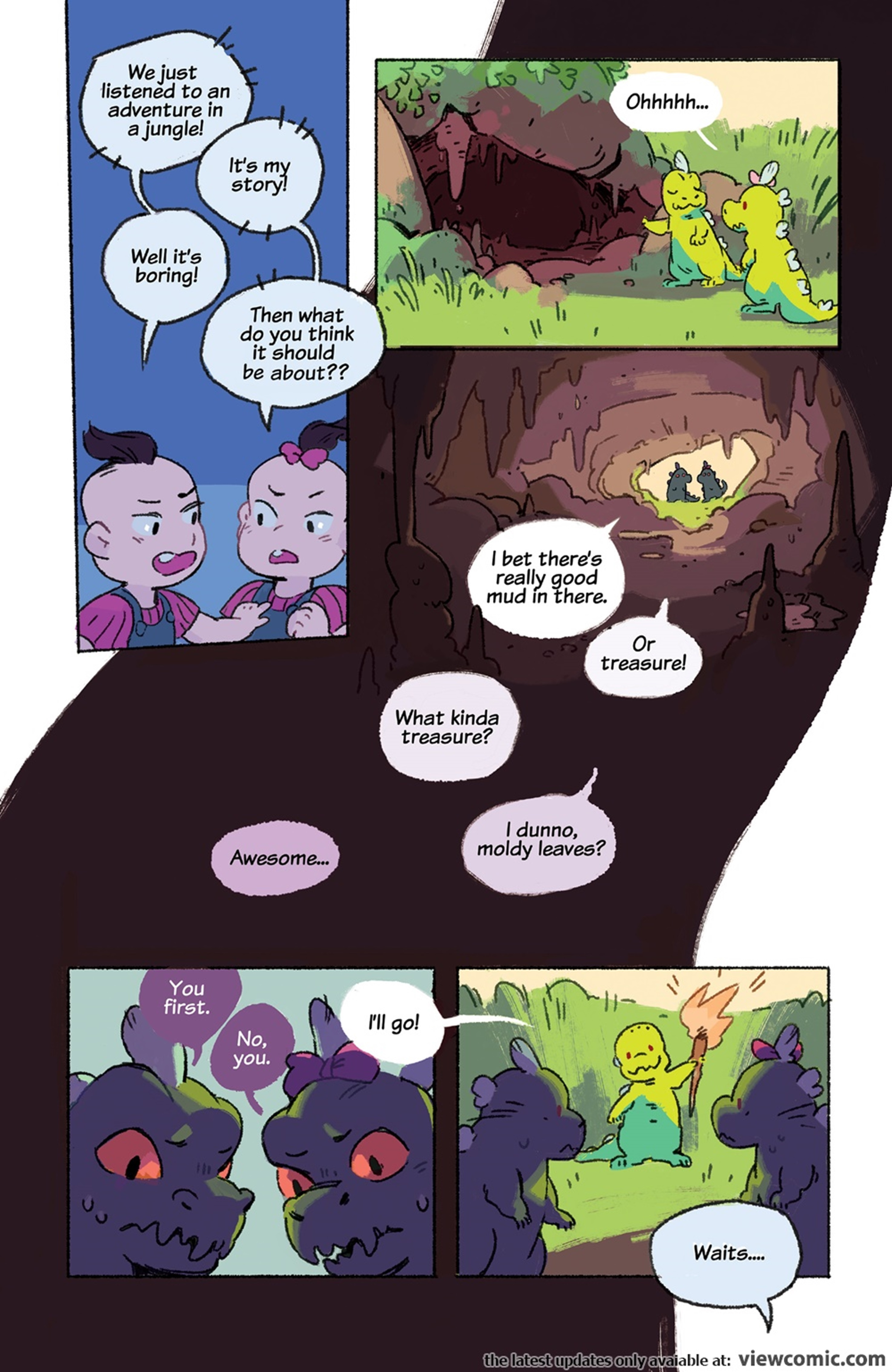 Rugrats R is for Reptar 2018 Boom Comic 12.jpg