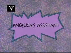 Angelica's Assistant Title Card.jpg