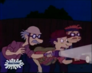 Rugrats - Chuckie Gets Skunked 2