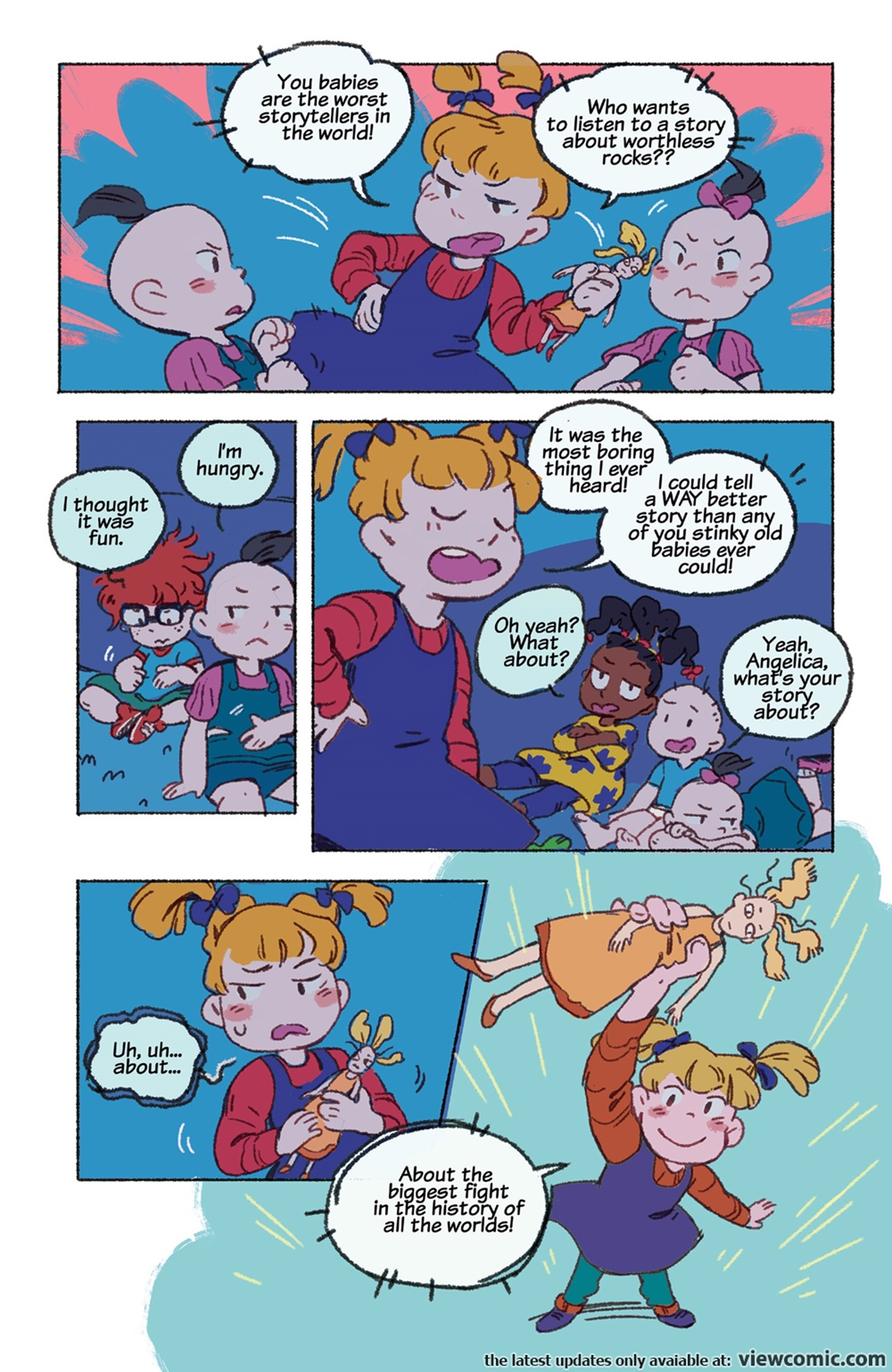 Rugrats R is for Reptar 2018 Boom Comic 17.jpg