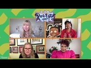 RUGRATS STARS CREE SUMMER, KATH SOUCIE & NANCY CARTWRIGHT GO IN CHARACTER TO PROMOTE SERIES REBOOT