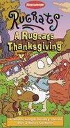 A Rugrats Thanksgiving VHS