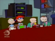 Rugrats - Jonathan Babysits 121