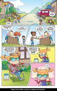 Rugrats 8 Boom Comic 12