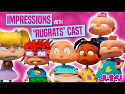 Rugrats Cast Does Impressions of Tommy Pickles, Chuckie Finster & More