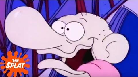 Chuckie Finster's Trippiest Dream Ever Rugrats The Splat