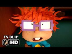 """RUGRATS 2021 Official Clip """"Who's Ready?"""" (HD) Paramount+ Animated Series"""