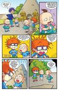 Rugrats 6 Comic 3