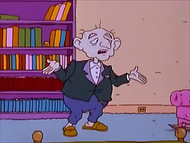 Rugrats - The Turkey Who Came to Dinner 516