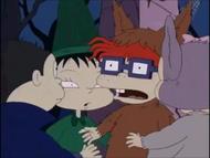Curse of the Werewuff - Rugrats 490