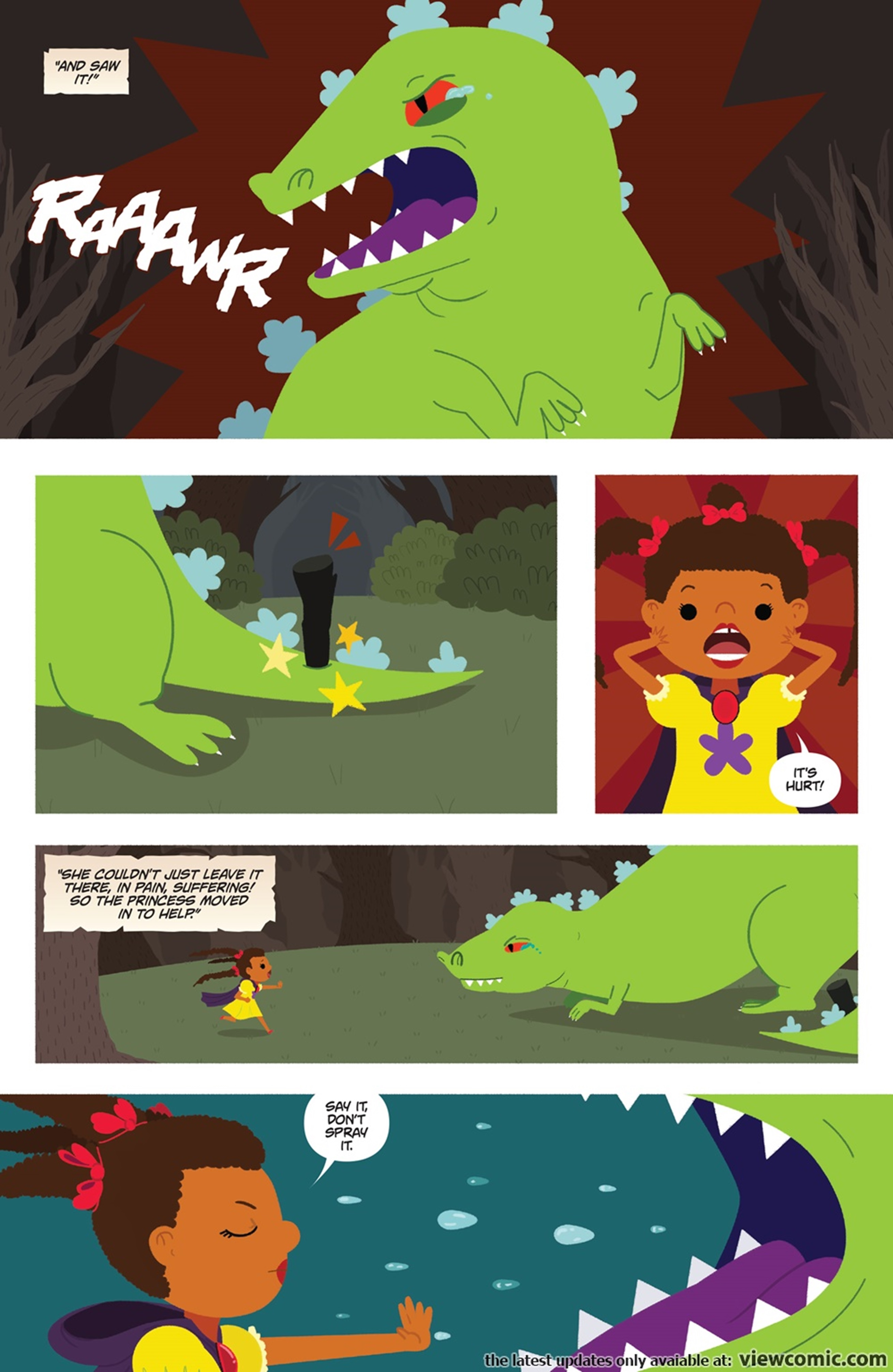 Rugrats R is for Reptar 2018 Boom Comic 28.jpg