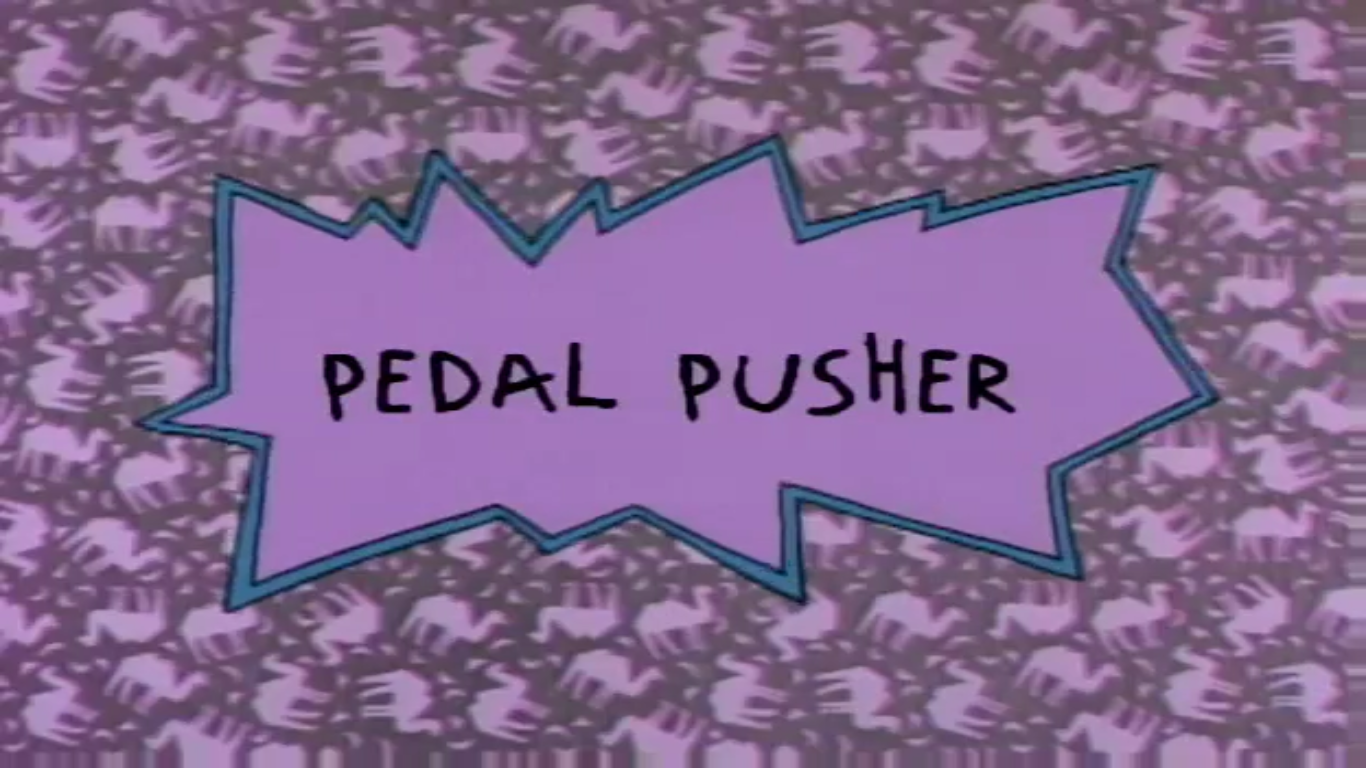 Pedal Pusher