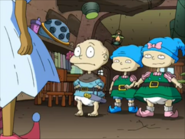 Rugrats Tales From the Crib - Snow White 260