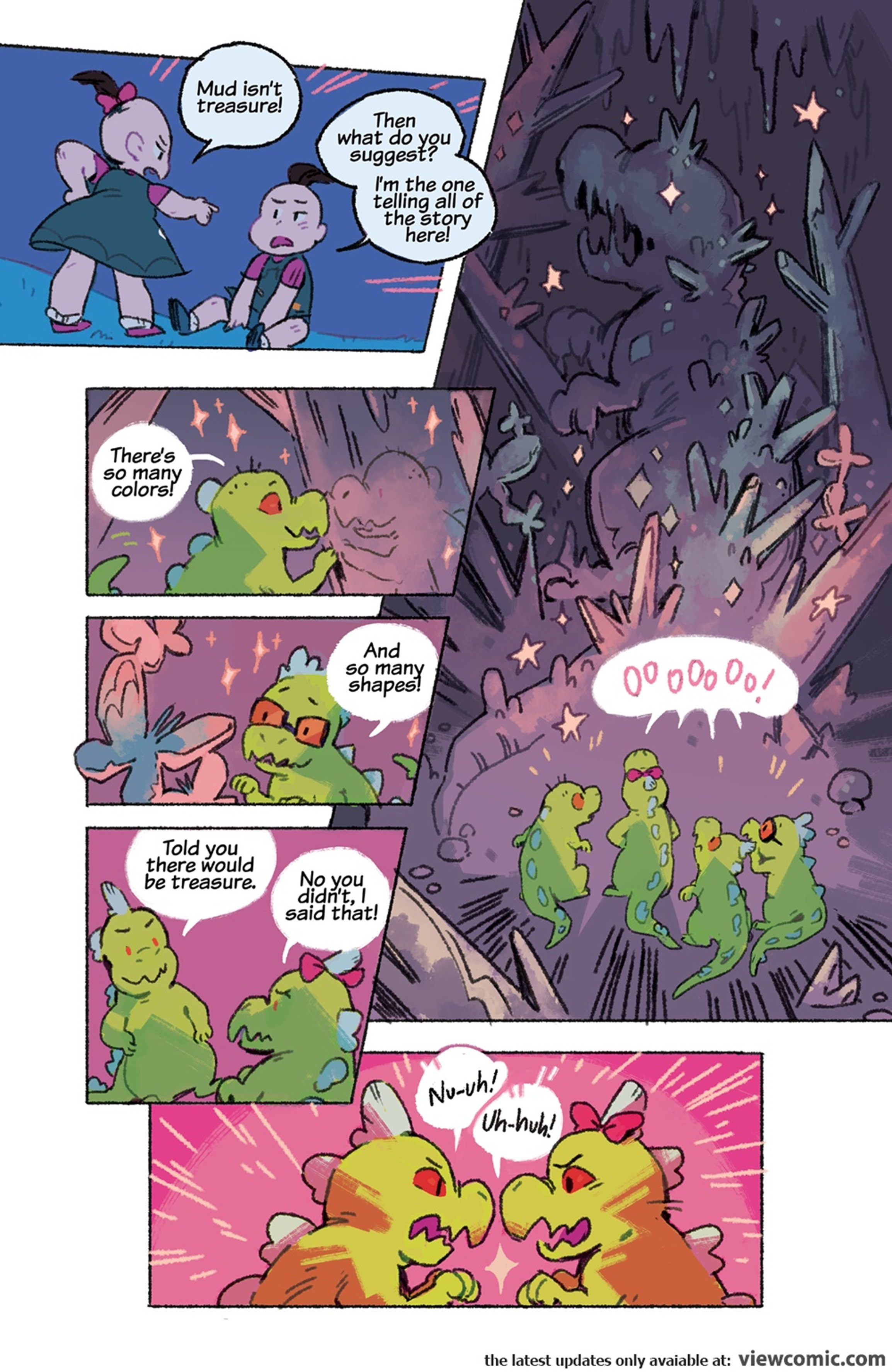 Rugrats R is for Reptar 2018 Boom Comic 16.jpg
