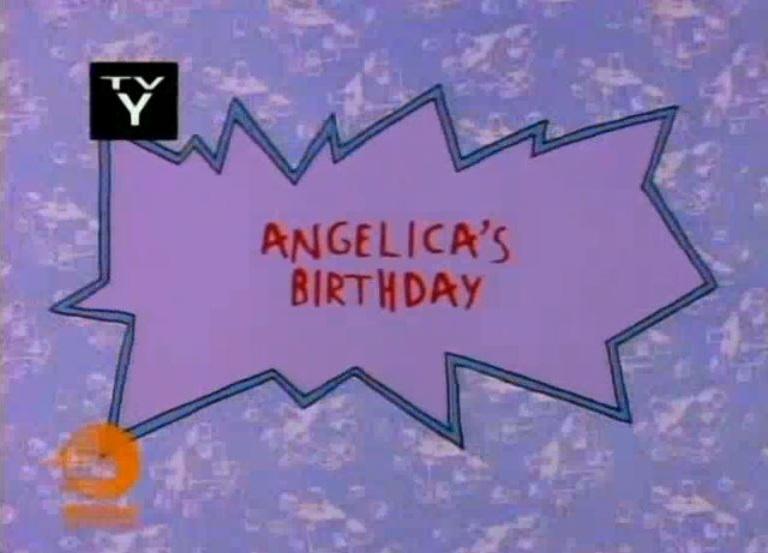 Angelica's Birthday