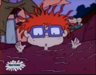 Rugrats - Chuckie Gets Skunked 83